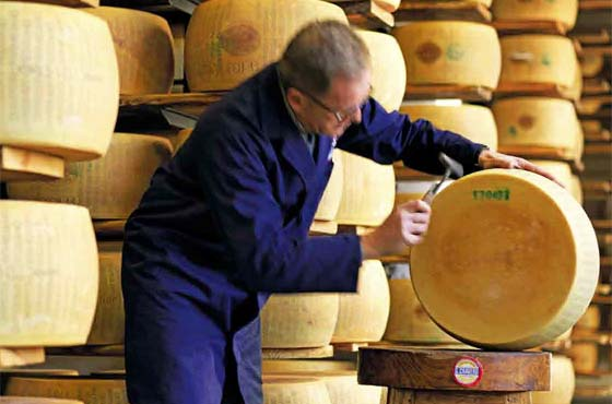 G. Cravero - Selecting cheese since 1855