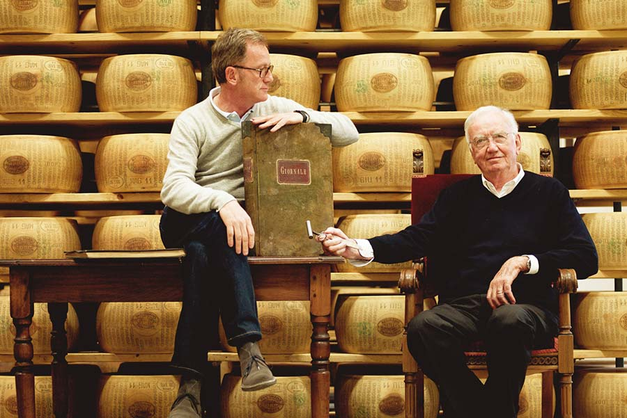 G. Cravero - Selecting and maturing the very best Parmigiano Reggiano and Grana Padano since 1855